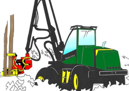 Harvester OK